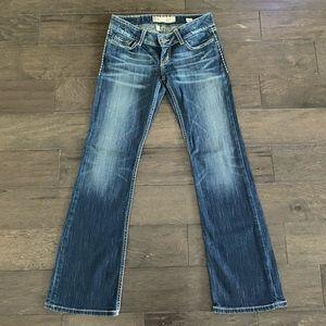 BKE Denim Stella Flare Jeans 27R 31 1/2 Inseam